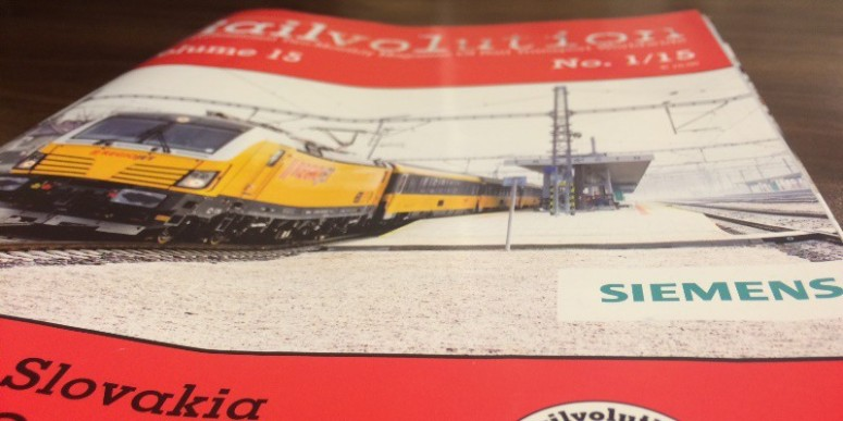 278 - Railvolution Demiryolu Magazini