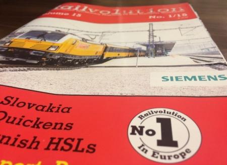 Railvolution Demiryolu Magazini