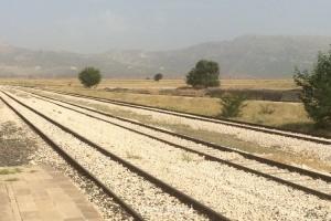 386 - Eskişehir Denizli demiryolu - Onur
