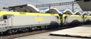296 - TCDD E68000 lokomotifleri - Onur
