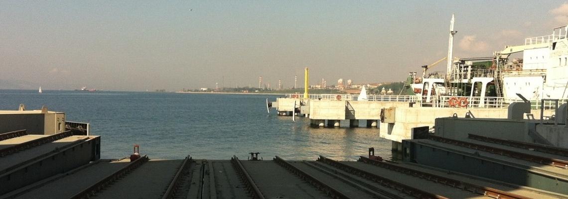 313 - Derince feribot rampası - Onur