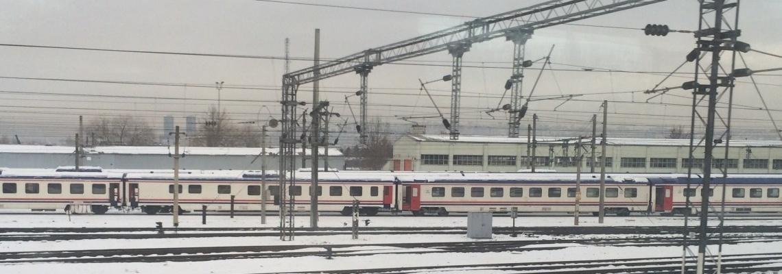 318 - Turkish railways - Onur