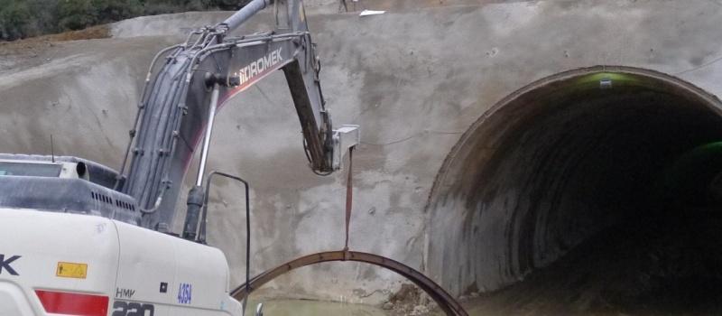 322 - Bursa hızlı tren inşaatı - Bursa Büyükşehir Belediyesi