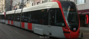 326 - İstanbul tramvay - Onur