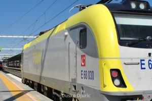 390 - E68000 lokomotif - Dusko Djuric