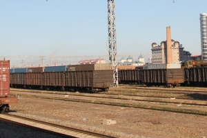 331 - Manzhouli railway station - FELB