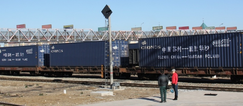 335 - China Europe train - FELB