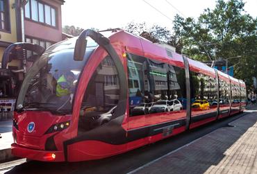Burtram İpekböceği Tramvayı