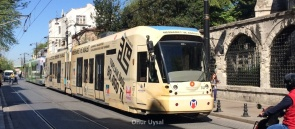 351 - İstanbul tramvay - Onur