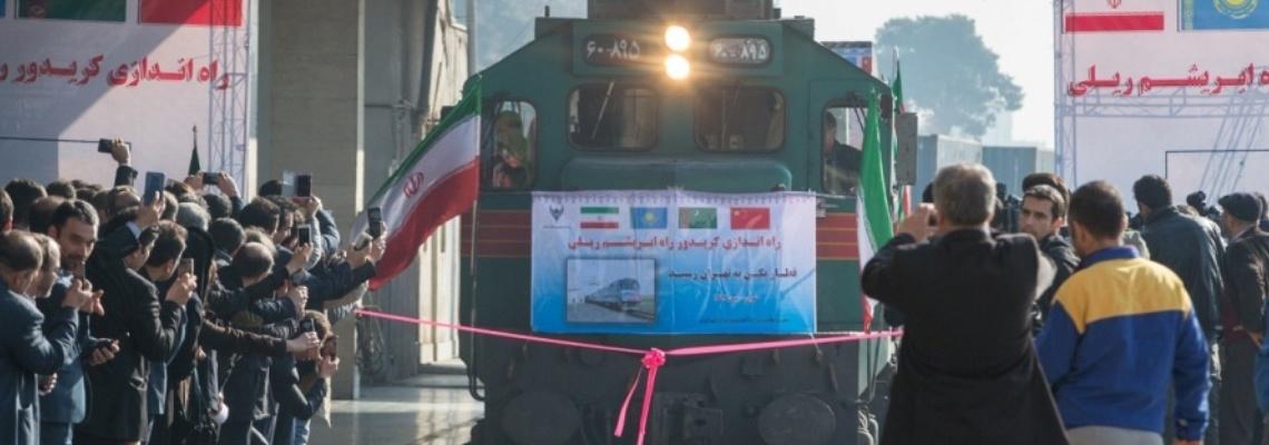475 - China Iran train - Interrail AG