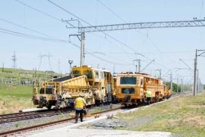 476 - Kars Baku Tbilisi railway -Azerbaijan Railways