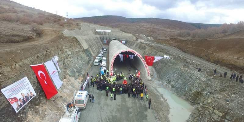 Akdağmadeni Tüneli
