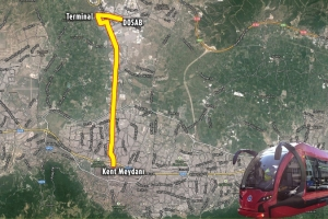 484 - 450 - Bursa T2 Tram Line