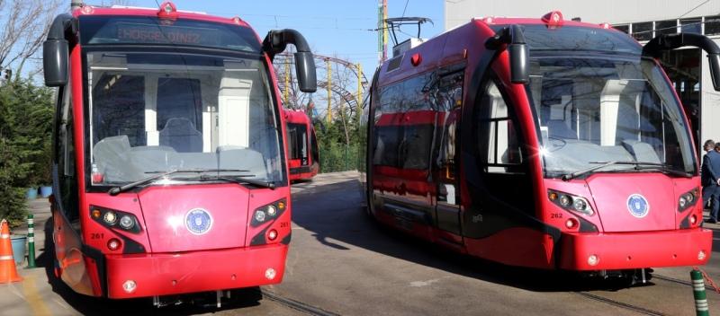 492 - Bursa İpek Böceği tramvayı