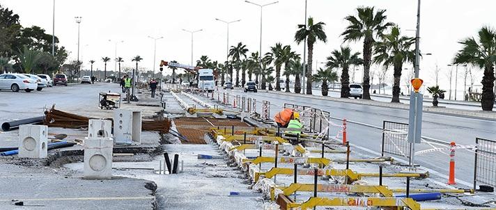 401 - İzmir Tramvay İnşaatı