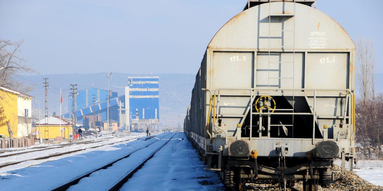 Demiryolu Yük Taşımacılığı