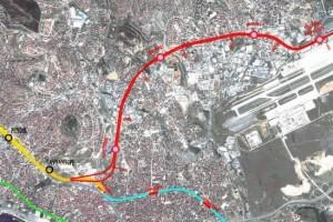 453 - Sabiha Gökçen Metrosu