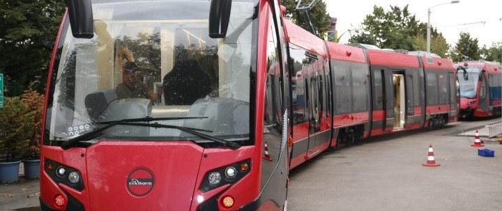 464 - İpek Böceği Tramvayı
