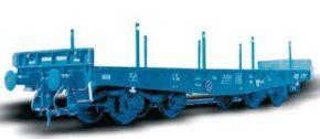 4 akslı vagon