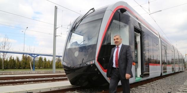 Kayseri Tramvayı