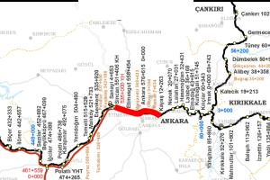 514 - Sincan Kayaş Demiryolu