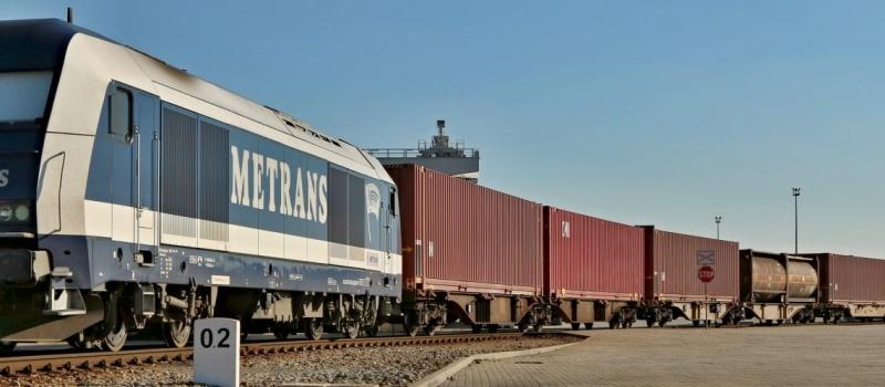 554 - Metrans Train