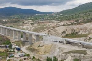 563 - İzmir hızlı tren hattı - TCDD
