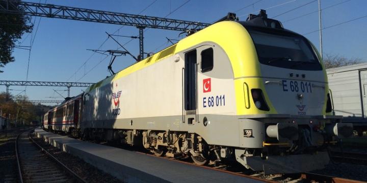 Çerkezköy Uzunköprü treni