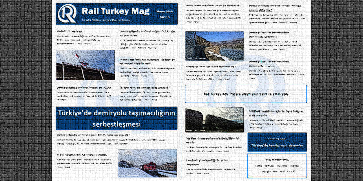 Rail Turkey Mag