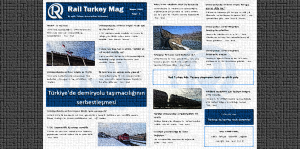 Rail Turkey Mag