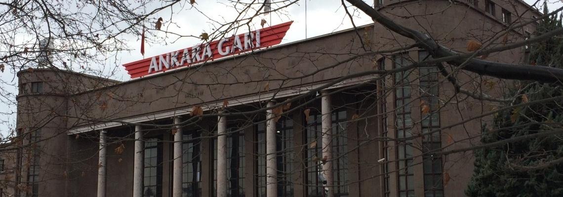 572 - Ankara Garı - Onur