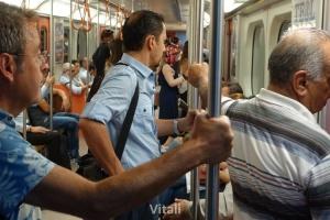 575 - Ankara metrosu - Vitali