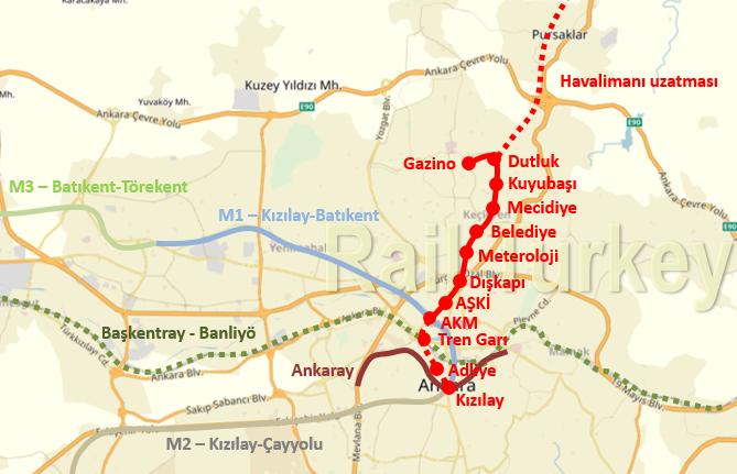 M4 - Keçiören Metrosu