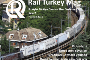 Rail Turkey Mag No:2
