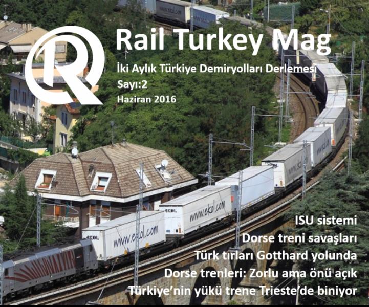 Rail Turkey Mag No:2