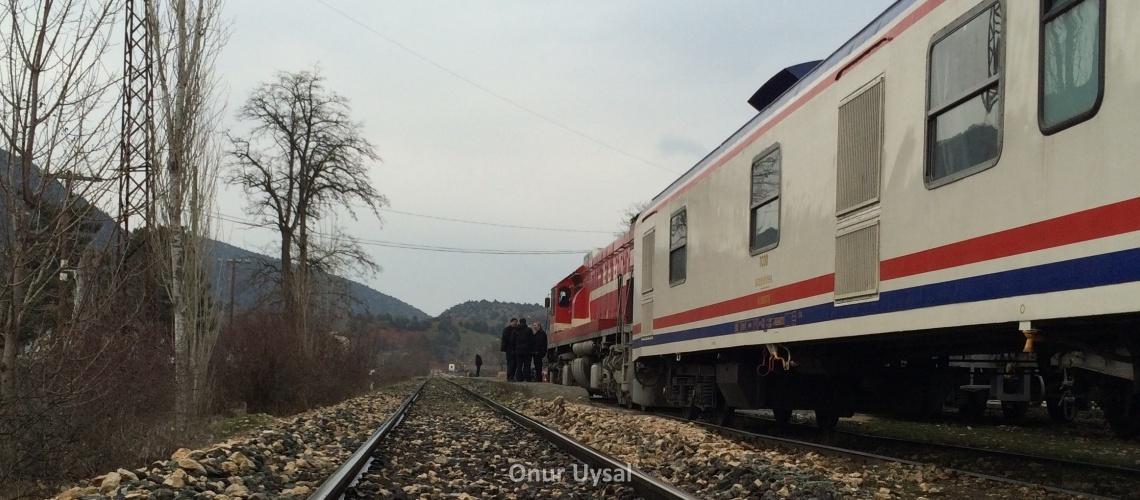 622 - Samsun Kalın demiryolu - Onur Uysal