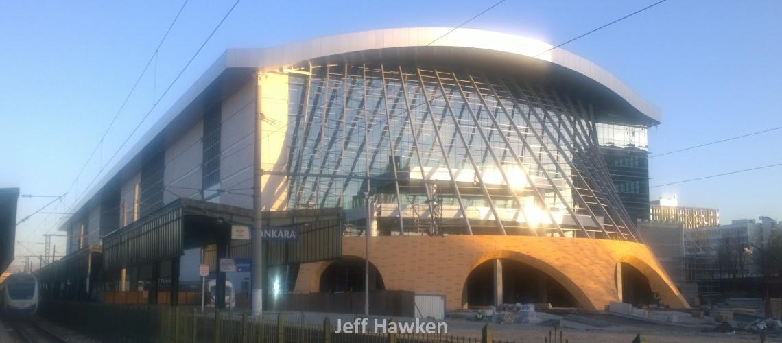 626 - Ankara YHT Garı - Jeff Hawken