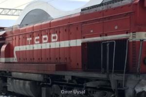 631 - TCDD lokomotifleri - Onur