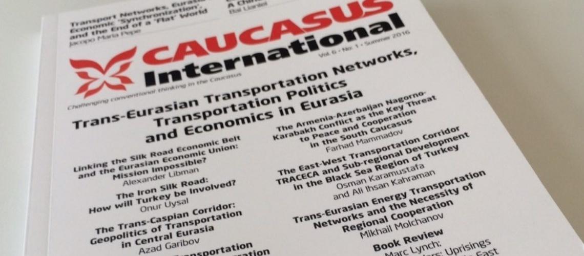634 - Caucasus International