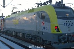 637 - TCDD yolcu treni - Jeff