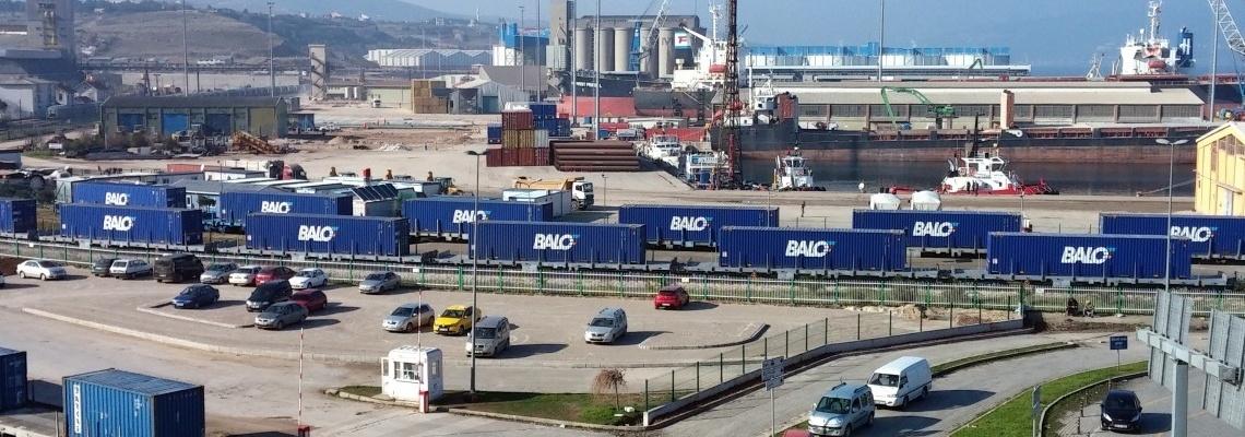 638 - Bandırma Limanı - Balo