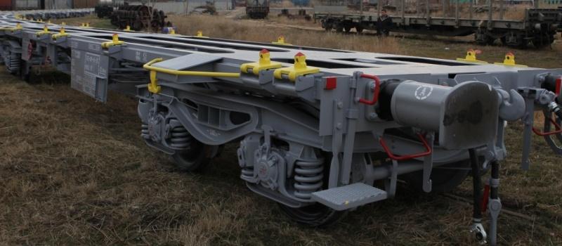 641 - Konteyner vagonu