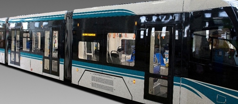 643 - Durmazlar yeni tramvay