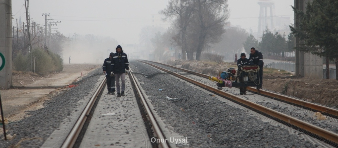 645 - Konya Karaman demiryolu - Onur Uysal