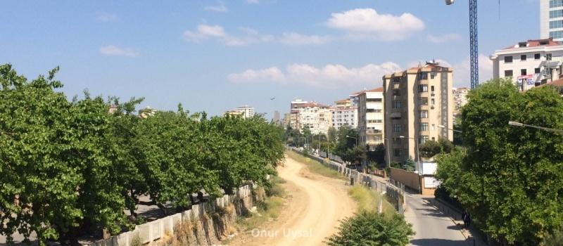 660 - Marmaray inşaatı - Onur