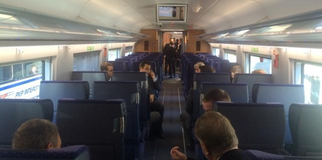 Siemens Velaro TR Ekonomi Class