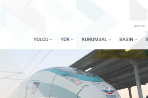 667 - TCDD Taşımacılık web sitesi