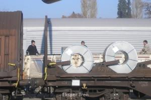 673 - Rulo sac vagonu - Eksper