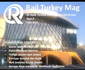 Rail Turkey Mag No:3