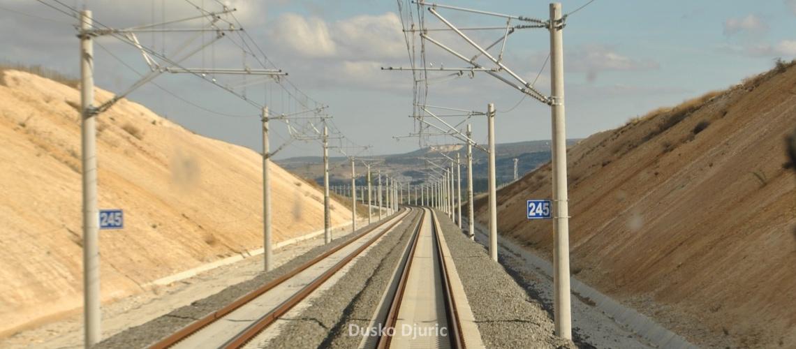 675 - Istanbul Ankara high speed line - Dusko Djuric